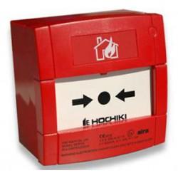 Nút nhấn khẩn cấp dạng bể kính Hochiki CCP-E