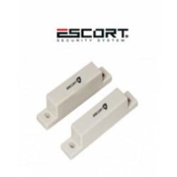 Cảm biến cửa từ gỗ có dây ESC-3102