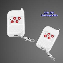 Remote điều khiển báo trộm GS-R01, tần số 315 MHz