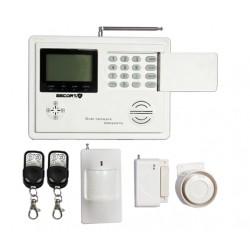 Tủ trung tâm báo động báo cháy ESC-08P-GSM