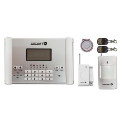 Tủ trung tâm báo động báo cháy ESC-08T-GSM