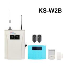 Báo trộm có dây và không dây KARASSN KS-W2B