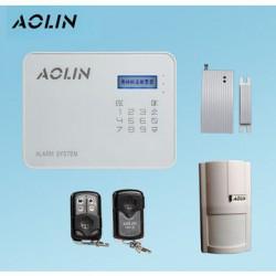 Bộ báo động không dây AL-8088 + 4 vùng có dây