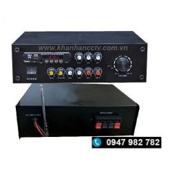 Amply Karaoke mini AC DC 12V CALIFLOWER BX-727