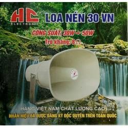 Loa phóng thanh 30W HC-30VN, loa nén 30W