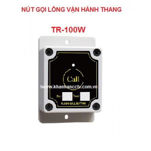 Nút gọi bấm gọi không dây TR-100W, đại lý, phân phối,mua bán, lắp đặt giá rẻ