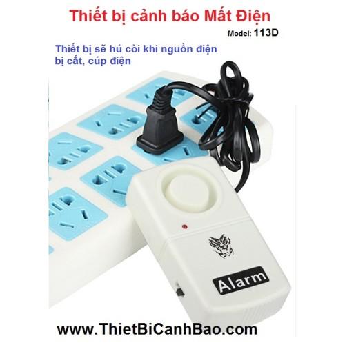 Thiết bị cảnh báo Mất Điện, cắt điện 113D, đại lý, phân phối,mua bán, lắp đặt giá rẻ